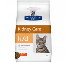 Prescription Diet k/d Kidney Care сухой корм для кошек, с курицей