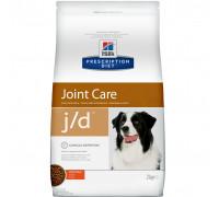 Prescription Diet j/d Joint Care сухой корм для собак, с курицей