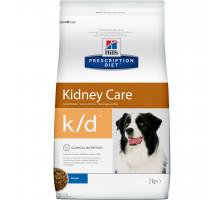 Prescription Diet k/d Kidney Care сухой корм для собак