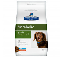 Prescription Diet Metabolic Mini Weight Management сухой корм для собак, с курицей