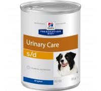 Prescription Diet s/d Urinary Care влажный корм для собак, 370г