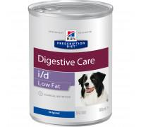 Prescription Diet i/d Low Fat Digestive Care влажный корм для собак, 360г