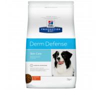 Prescription Diet Derm Defense Skin Care сухой корм для собак, с курицей