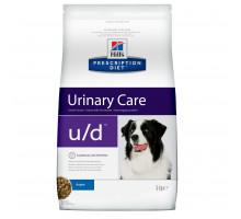 Prescription Diet u/d Urinary Care сухой корм для собак