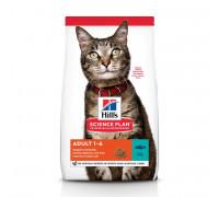 Science Plan Optimal Care сухой корм для кошек, с тунцом