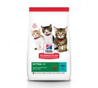 Science Plan Healthy Development сухой корм для котят, с тунцом