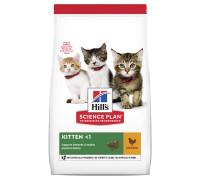 Сухой корм Hills Science Plan для котят для здорового роста и развития, с курицей, 3 кг
