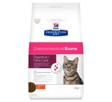 Prescription Diet Gastrointestinal Biome сухой диетический корм для кошек при расстройствах пищеварения, c курицей